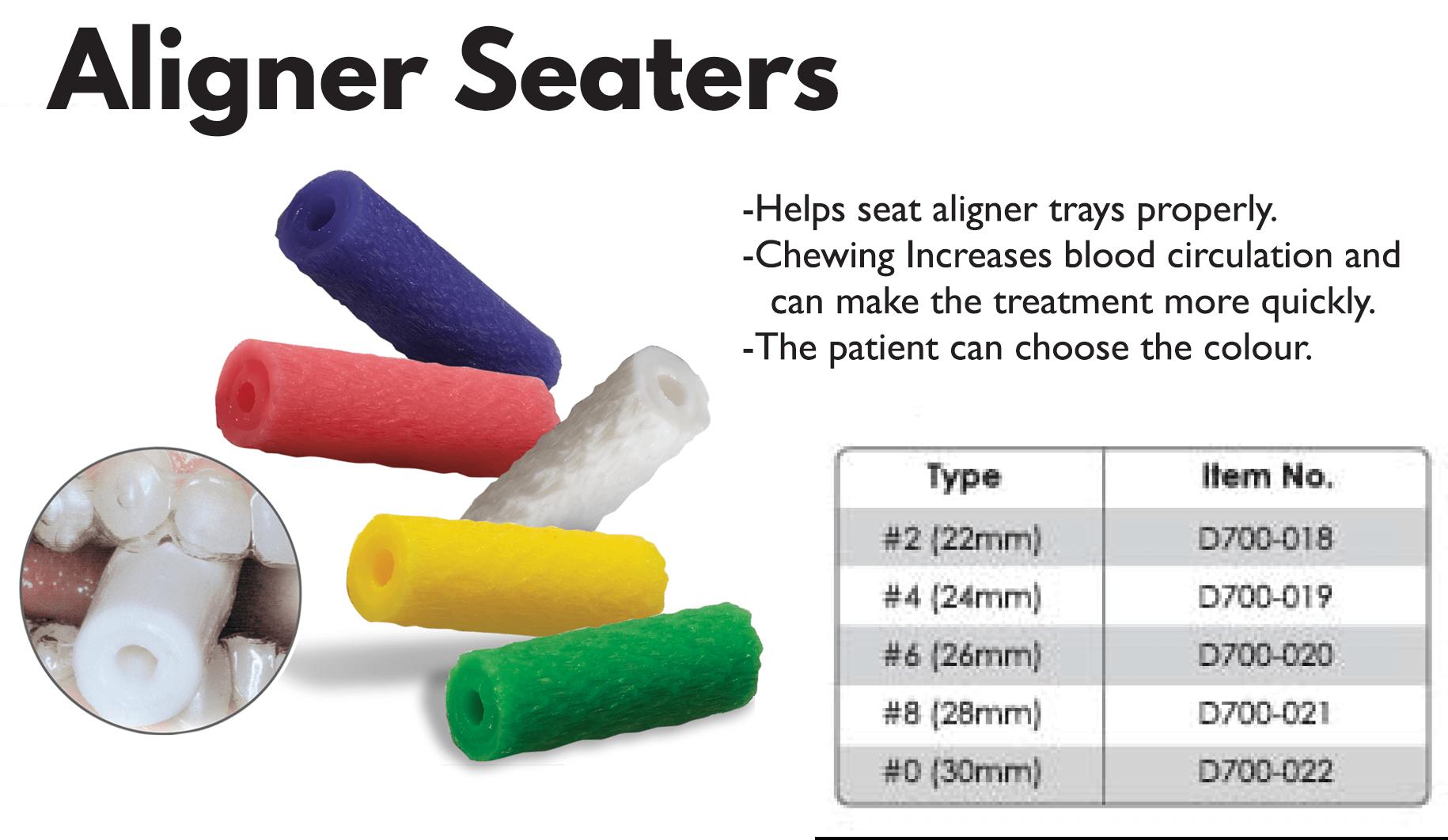 Aligner Seaters