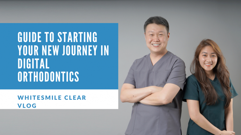 Guide to starting your new journey in digital orthodontics